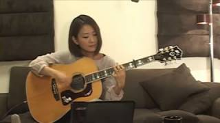 2013/3/17(日) 森恵さんのUSTREAMライブより 【Coooool guitar and Lo...