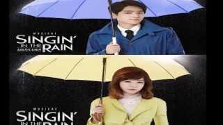 "SNSD Sunny (Duet Version w/ EXO Baekhyun) - You Are My Lucky Star [""Singin In The Rain""]"