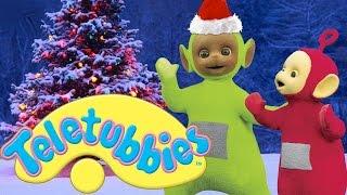 Рождество с Телепузиками - Развивающий фильм для детей на русском языке [VHS-rip]