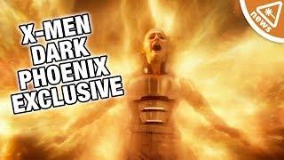 EXCLUSIVE New X-Men Dark Phoenix Details Revealed! (Nerdist News w/ Jessica Chobot)