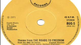 Georgia Brown Theme From The Roads To Freedom English Version 1971