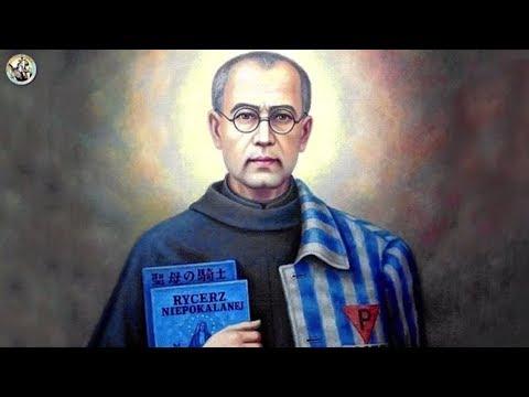 ✝️ Saint Maximilian Mary Kolbe - A life of significance!