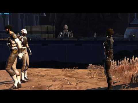 Let's Play SWTOR Jedi Ritter Part 069: Rettet die Felder