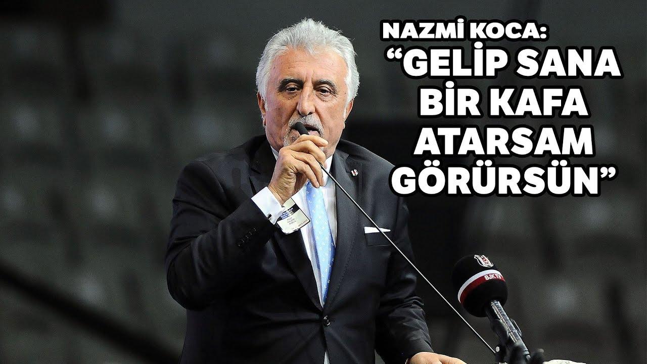 Beşiktaş'ta Olaylı Genel Kurul Toplantısı