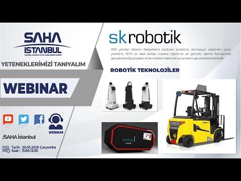 SK ROBOTİK SANAYİ