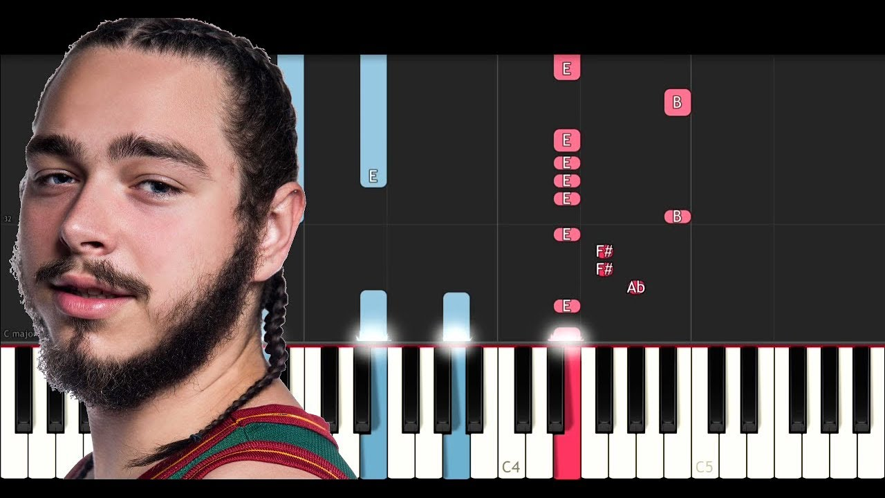 post-malone-candy-paint-piano-tutorial-dario-d-aversa