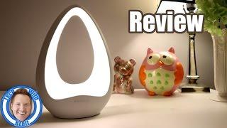 The Best Lamp Speaker? | Anonsuo A Touch LED Light Speaker Review