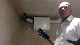 PIV Unit Ventilation for Basement Conversions