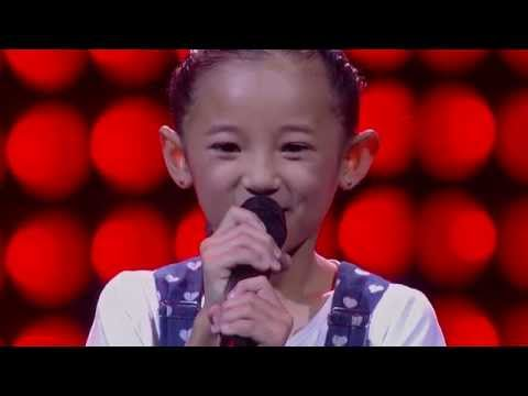 The Voice Kids Thailand - เมย่า - จดหมายจากบ้านนอก - 22 Feb 2015