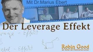 Leverage Effekt erklärt