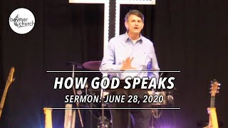 How God Speaks // June 28, 2020