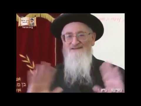 """הרה""""ג  מרדכי אליהו זצ""""ל למה יורד שלג בכל י' בשבט?"""