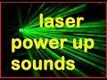 Laser Power up Sound Effects