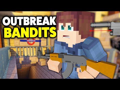 MOST REALISTIC ZOMBIE APOCALYPSE MODPACK! - Minecraft Decimation (New York City Outbreak Bandits)