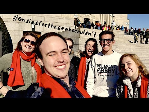 The March for Life Vlog 2018