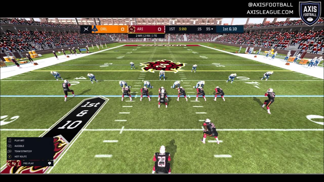 Axis Football 2018 PS4 Xbox One Screenshots