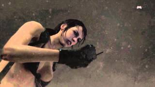 Metal gear solid V The phantom pain Quiet Ending
