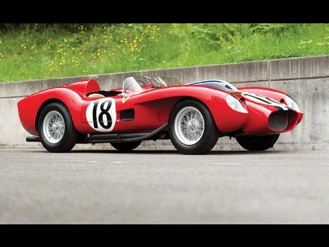 Top 10 most expensive classic cars