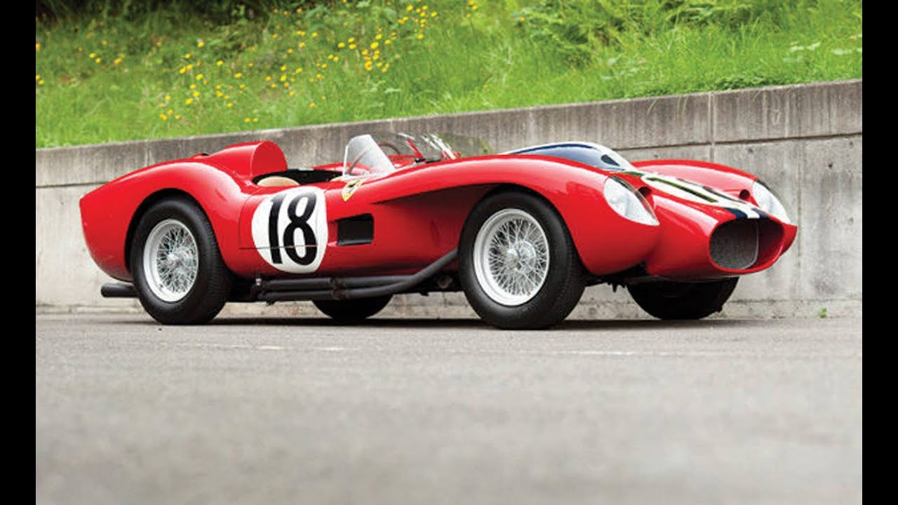 Top 10 most expensive classic cars - YouTube