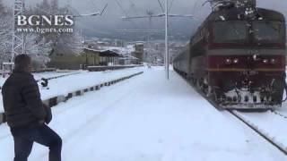 Влаковете между Благоевград и Симитли тръгнаха