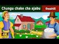 Chungu chake cha ajabu | Hadithi za Kiswahili | Katuni za Kiswahili | Swahili Fairy Tales