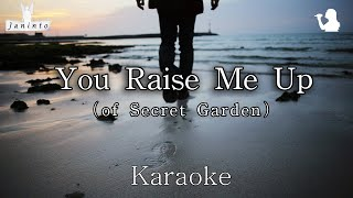 You Raise Me Up (Secret Garden), Karaoke (for Female Vocal)