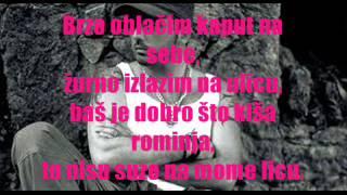 Toni Cetinski -  23. prosinac (lyrics)