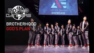 GOD'S PLAN - DRAKE DANCE (Trap Remix) Brotherhood Choreography