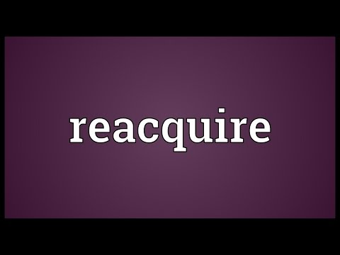 Header of reacquire