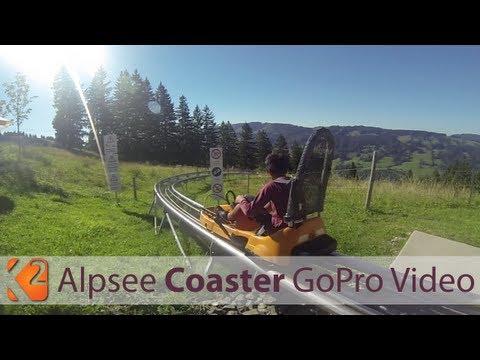 Alpsee Coaster Immenstadt Im Allgäu - Die Längste (und Beste) Rodelbahn Deutschlands