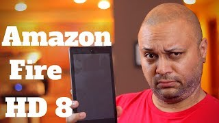 Amazon Fire HD8 with Alexa - 2018 review