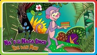 Dongeng Anak Indonesia - Na'u si Naga Ungu - Kue dari Mino