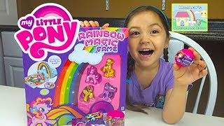 Super Fun MLP Rainbow Magic Game with Surprise Toys! Kids Game