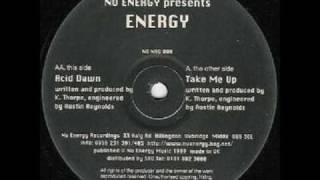 Kevin Energy & Sharkey / Take Me Up