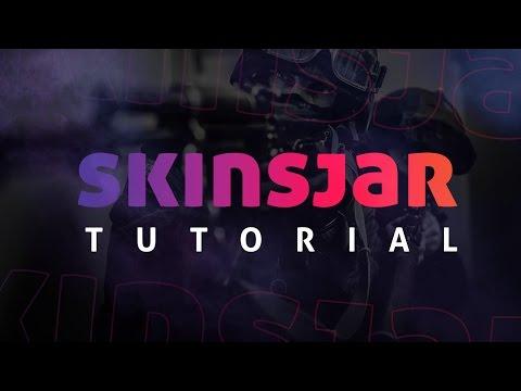 How to trade CS GO skins on SkinsJar