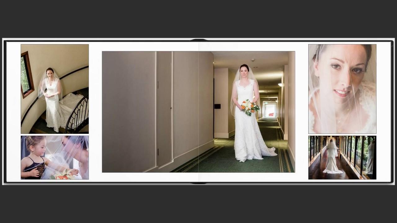 Melton Estate Wedding Photo Album