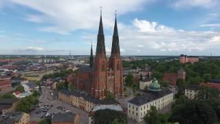25 минут над Швецией / Sweden in 25 minutes, aerial video(Небольшой туристический очерк, взгляд на красоту шведской природы и некоторых городов и населенных пункто..., 2016-09-09T11:41:02.000Z)