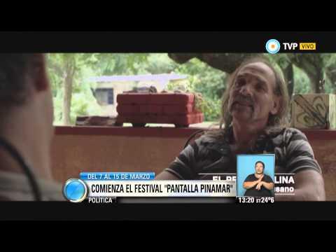 Visión 7 - Comienza el festival Pantalla Pinamar 2015