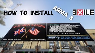 Arma 3 | How To Play and Install Arma 3 Exile Mod