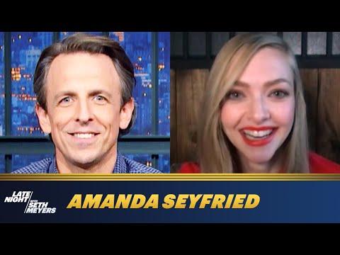 Amanda Seyfried Dishes on Her Farm Life