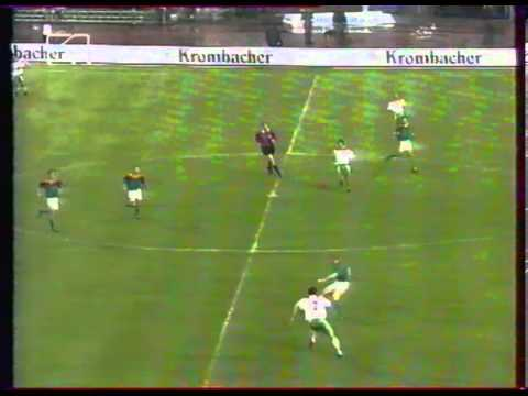 Bulgaria vs Germany 3:2 1995