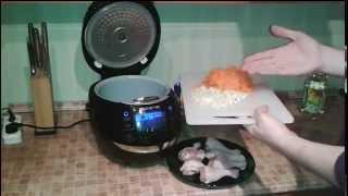Домашние видео рецепты: курица с овощами в мультиварке
