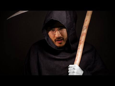 I AM LITERALLY THE GRIM REAPER | Death And Taxes