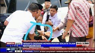 Inilah Video Detik-Detik Penikaman Wiranto