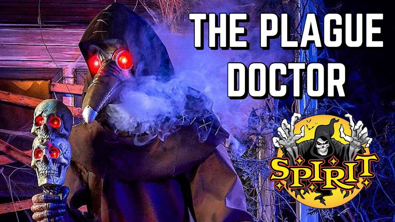 The Plague Doctor | Spirit Halloween 2020 sneak peeks