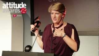 Attitude Awards 2012: TV Personality of the Year, Clare Balding