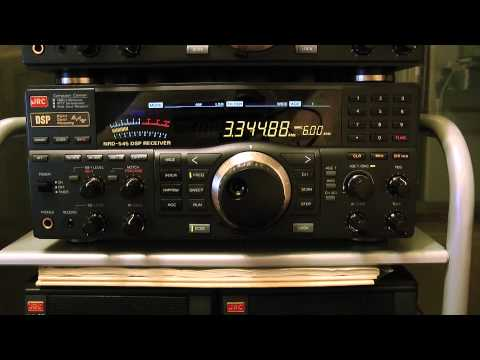 3345kHz Radio Repubblica Indonesia Ternate Closing