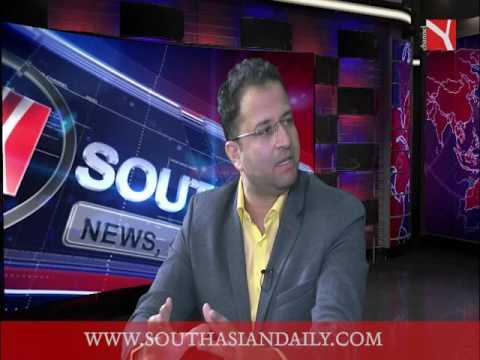 SA 360 | Mr. Amarpreet Aulakh, President, Indian Overseas Congress