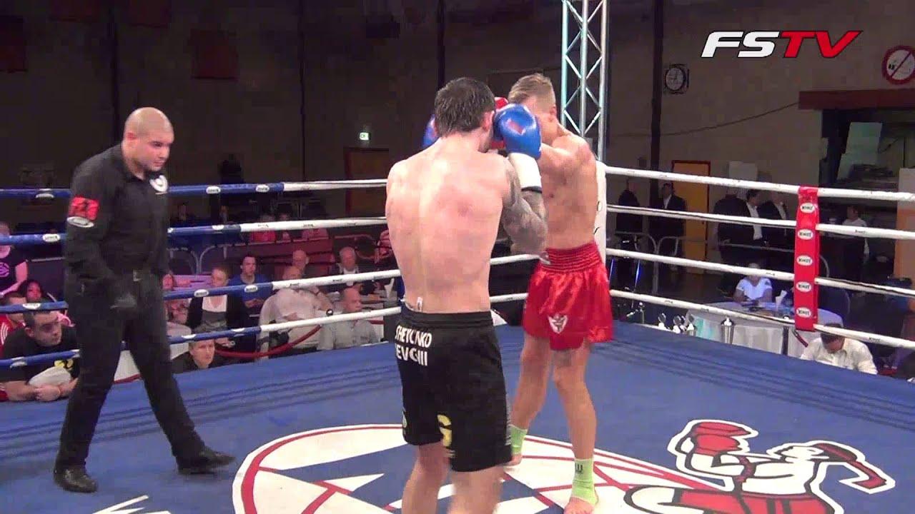 Kevin Hessling vs Evgeny Shevchenko