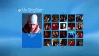 SingStar PS3 Trailer